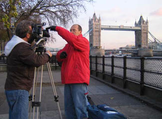 shooting Tower Bridge